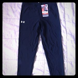 UNDER ARMOUR HEAT GEAR WOMENS COMPRESSION PANTS